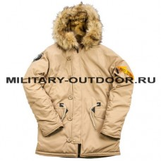 Denali Oxford 2.0 Compass Tiger`s Eye/Olive Parka