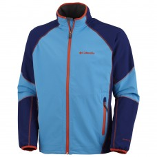 Columbia Men's Omni-Shield Sweet As Softshell Jacket Compass Blue