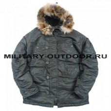 Nord Storm N3B HUSKY Parka Forest Night