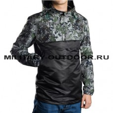 Анорак Roff Green Camo/Black