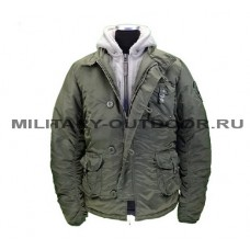 Apolloget Ranger Bronze Green Jacket