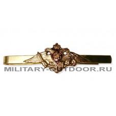 Зажим для галстука с гербом РФ
