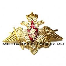 Кокарда Орёл ВС РФ большая 07020029