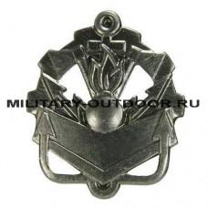 Знак-эмблема на петлицу Инженерные войска полевой 07030030