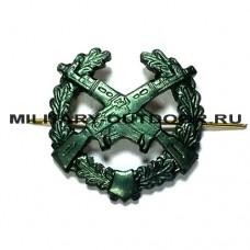 Знак-эмблема на петлицу Мотострелковые войска полевой 07030142