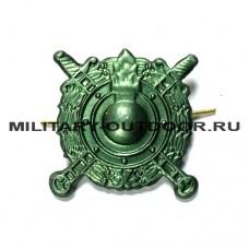 Знак-эмблема на петлицу ВВ МВД полевой 07030051