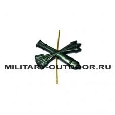 Знак-эмблема на петлицу Войска ПВО полевой 07030010