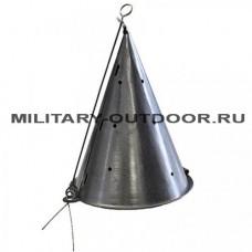 Кормушка зимняя металлическая d68мм/h95мм