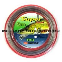 Поводковый материал Siweida Super Steel 1x7 5m/15kg