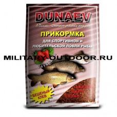 Прикормка Dunaev Классика Клубника Карась, Карп, Сазан 900 гр