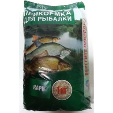 Прикорм Pro-Fisherman Карп 1кг