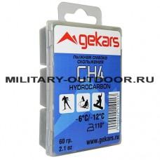 Лыжная смазка Gekars CH4 60гр (-6...-12С)