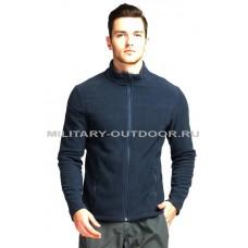 Куртка флисовая Bujiwu MT7103 Navy Blue