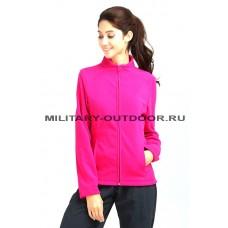 Куртка флисовая Bujiwu WT7106 Fuchsia