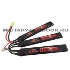 Аккумулятор Storm Power Li-po 1200mAh/20C/11.1V трёхлепестковый