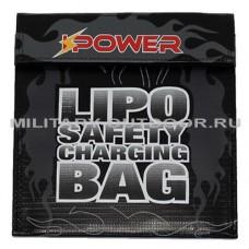 Пакет iPower для хранения LiPo АКБ термостойкий 18х22 см