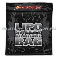 Пакет iPower для хранения LiPo АКБ термостойкий 23х30 см