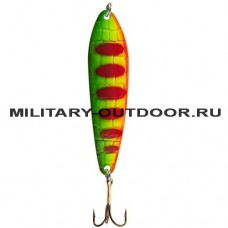 Блесна Lucky John CROCO SPOON SHALLOW BIG GAME MISSION 18гр/018