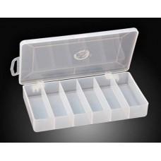 Коробка СВ-01 160х115х30мм 6 отделений
