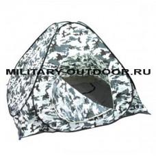 Палатка-автомат Winter Fishing Tent White Camo
