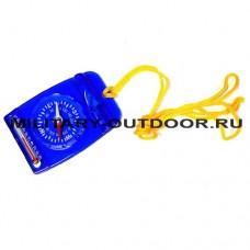 Компас с термометром и свистком 05230022