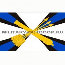 Флаг Войска ПВО Сухопутных войск 135х90 см