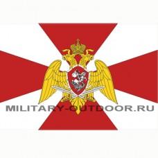 Флаг Национальная гвардия 135х90 см