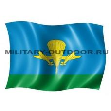 Флаг ВДВ РФ 135х90 см