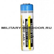 Аккумулятор Armytek 18650 Li-Ion 2800 mAh