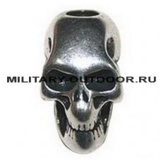 Бусина для паракорда Skull