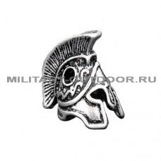 Бусина для паракорда Spartan Helmet