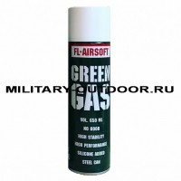 FL-Airsoft Green Gas 650ml