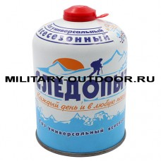 Баллон газовый Следопыт 450 г PF-FG-450