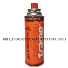 Баллон газовый штоковый Tramp 220 г TRG-001