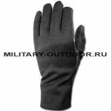 EDGE Aviator Gloves Black