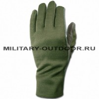 EDGE Aviator Gloves Olive