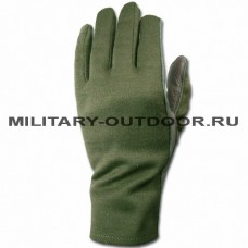 EDGE Aviator Gloves Olive