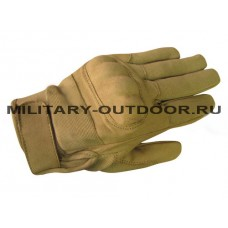 EDGE Tactical Field Gloves Coyote
