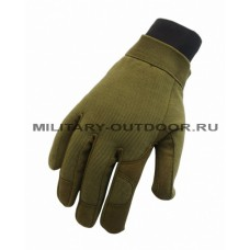 EDGE Mechanics Gloves Olive