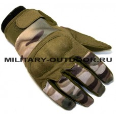 EDGE Tactical Field Gloves Multicam