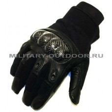 Edge Tac-Force 2.0 Gloves Black