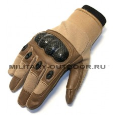 Edge Tac-Force 2.0 Gloves Coyote