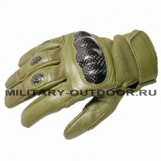 Edge Tac-Force Gloves Olive