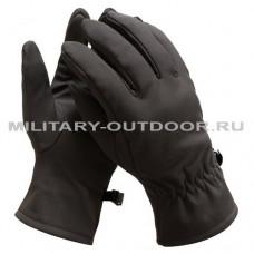 Перчатки SoftShell Black