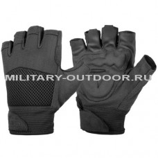 Helikon-Tex Half Finger Mk2 Gloves Black