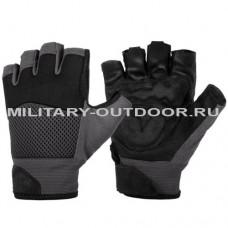 Helikon-Tex Half Finger Mk2 Gloves Black/Shadow Grey