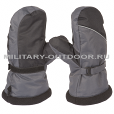 Рукавицы Huntsman Arctic Grey/Black