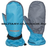 Рукавицы Huntsman Karelia Sea Wave/Grey