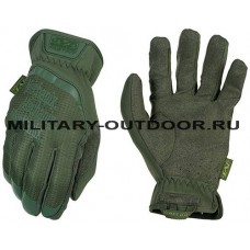 Mechanix Wear Fastfit TAB Gloves Olive