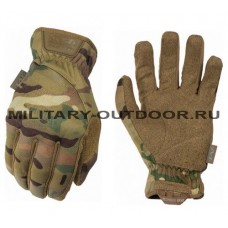 Mechanix Wear Fastfit TAB Gloves Multicam